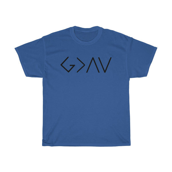 God Greater Than Highs & Lows T-Shirt