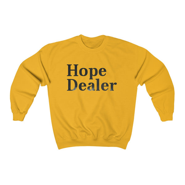 Hope_Dealer_Textured Sweatshirt