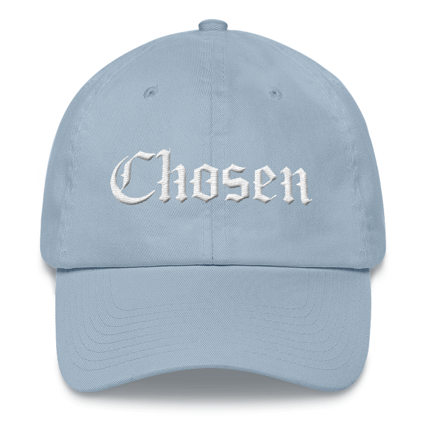 Chosen Embroidered Hat