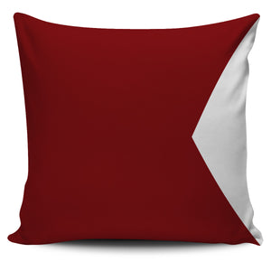 Letter B - Nautical Signal Flag Pillow Cover