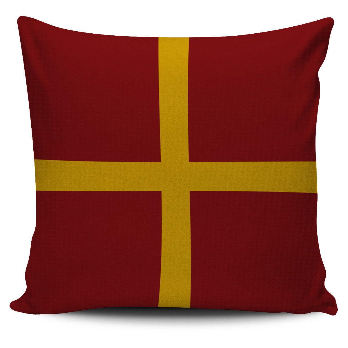 Letter R - Nautical Signal Flag Pillow Cover