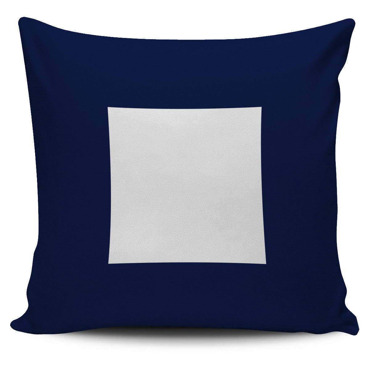 Letter P - Nautical Signal Flag Pillow Cover