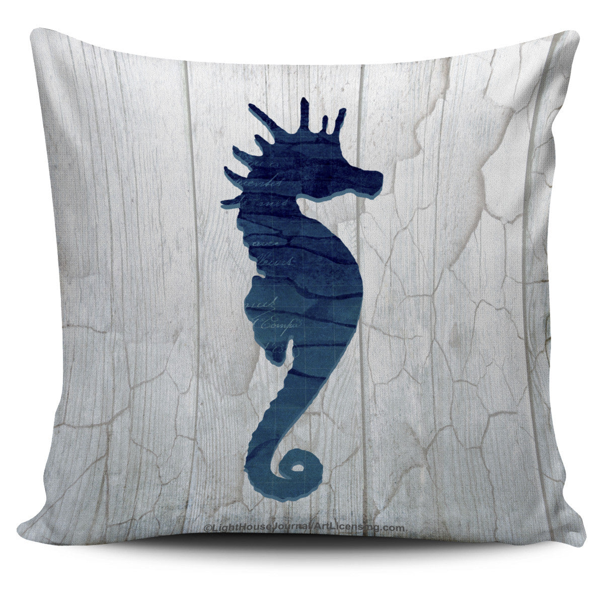 Classic Beach Cottage - Pillow Covers