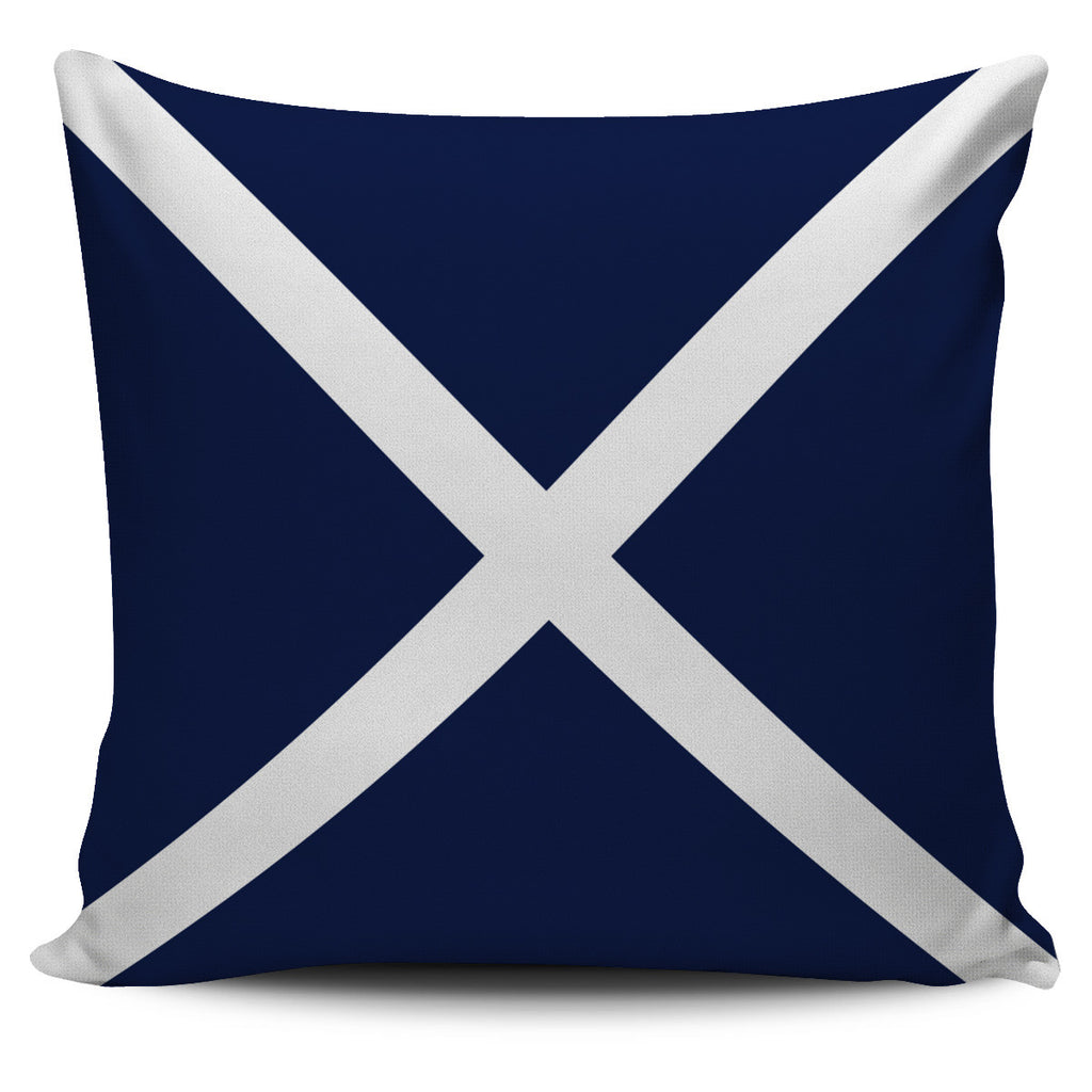 Letter M - Nautical Signal Flag Pillow Cover