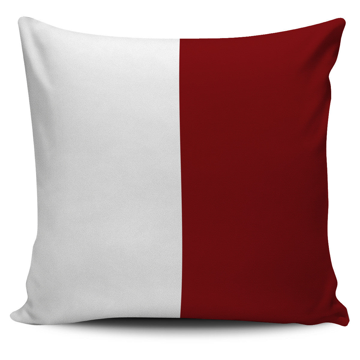 Letter H - Nautical Signal Flag Pillow Cover