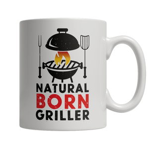 Limited Edition -Natural Born Griller