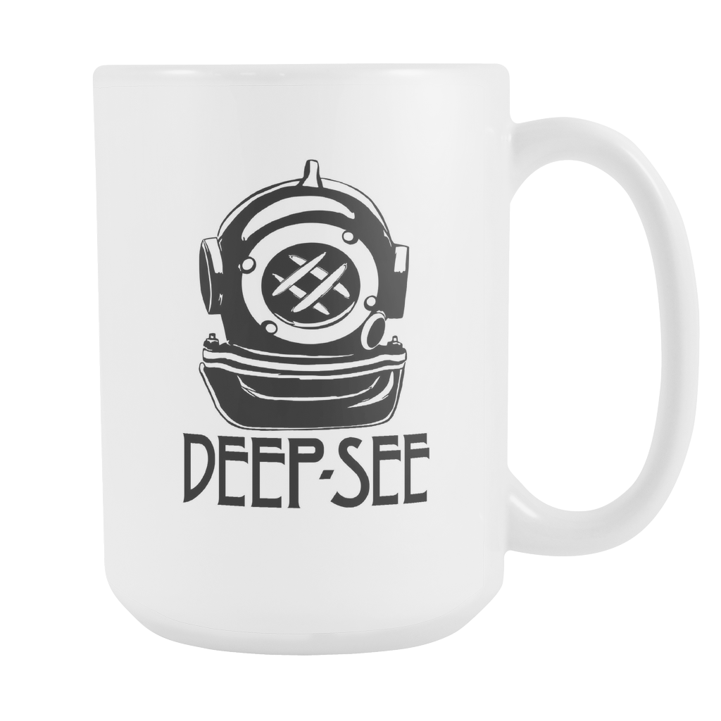 Custom Exclusive Design Deep Sea Diver