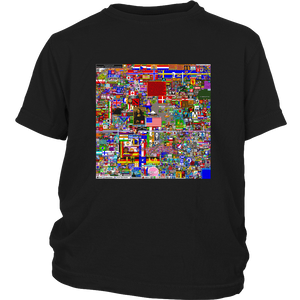 r/place TShirt Reddit.com Social Experiment April 1, 2017