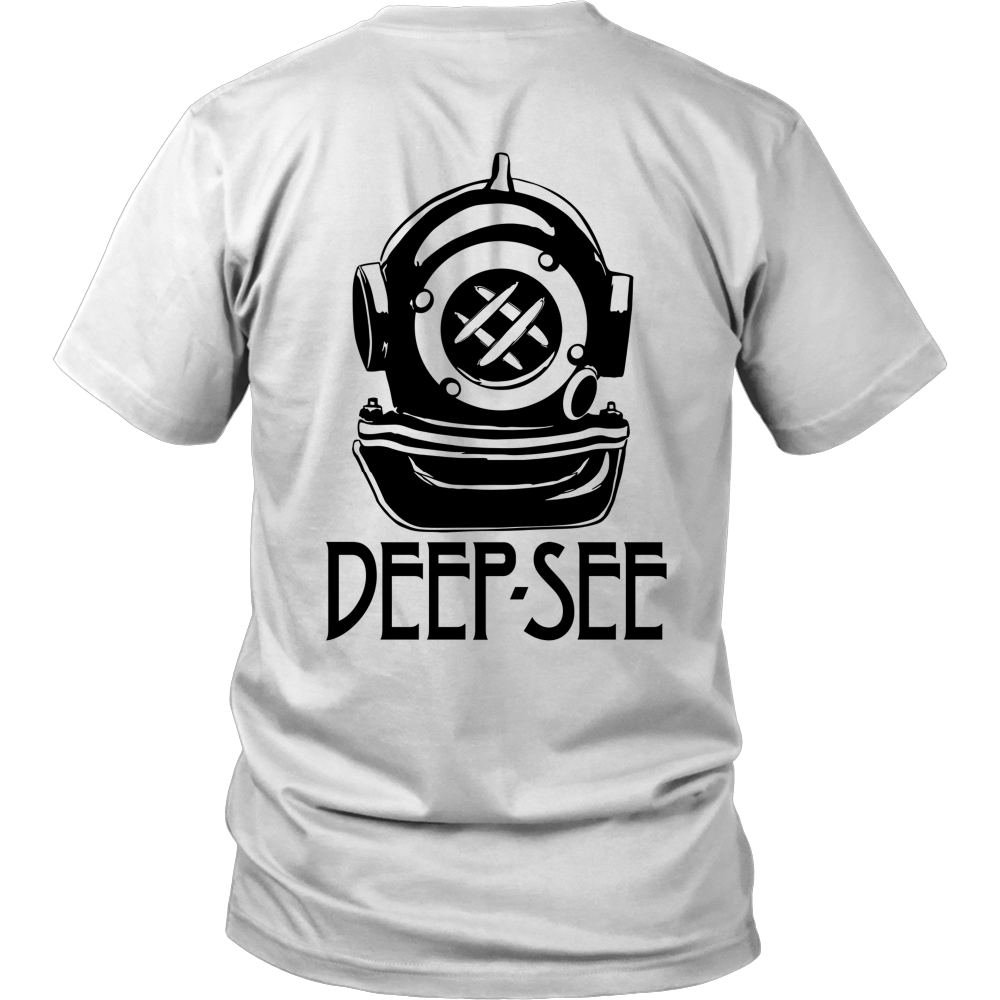 Exclusive Custom Design Deep-See Diver