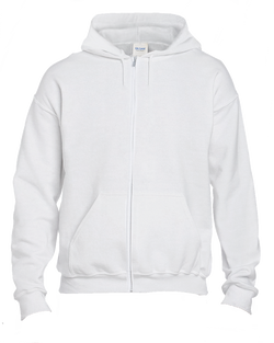 French bulldog zipped hoodie - wise one