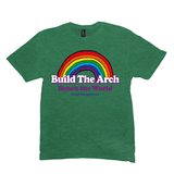 Build The Arch Tee for The Government Shutdown Direct Relief Fund