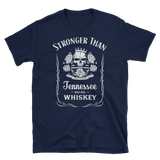 Whiskey Unisex T-Shirt by @sulleypala