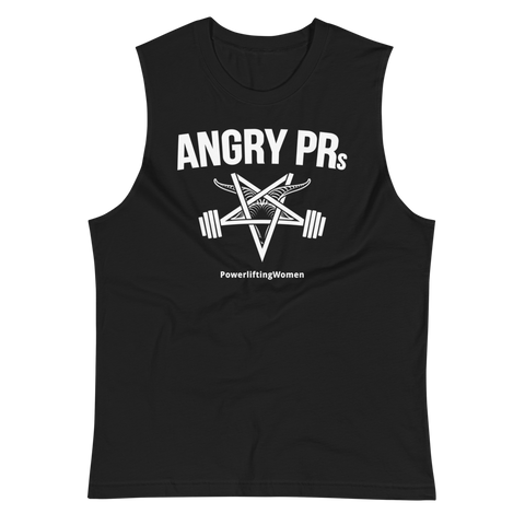 ANGRY PRs Muscle Tank