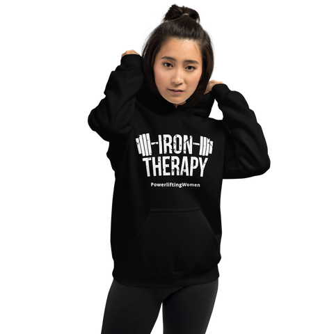 IRON THERAPY Unisex Hoodie