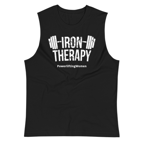IRON THERAPY Muscle Tank
