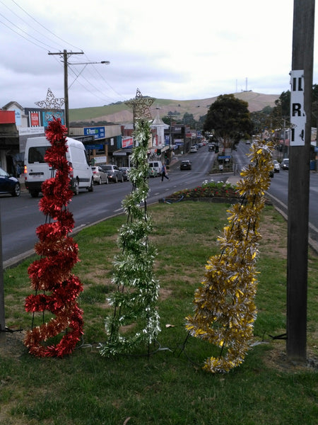 Christmas in Korumburra