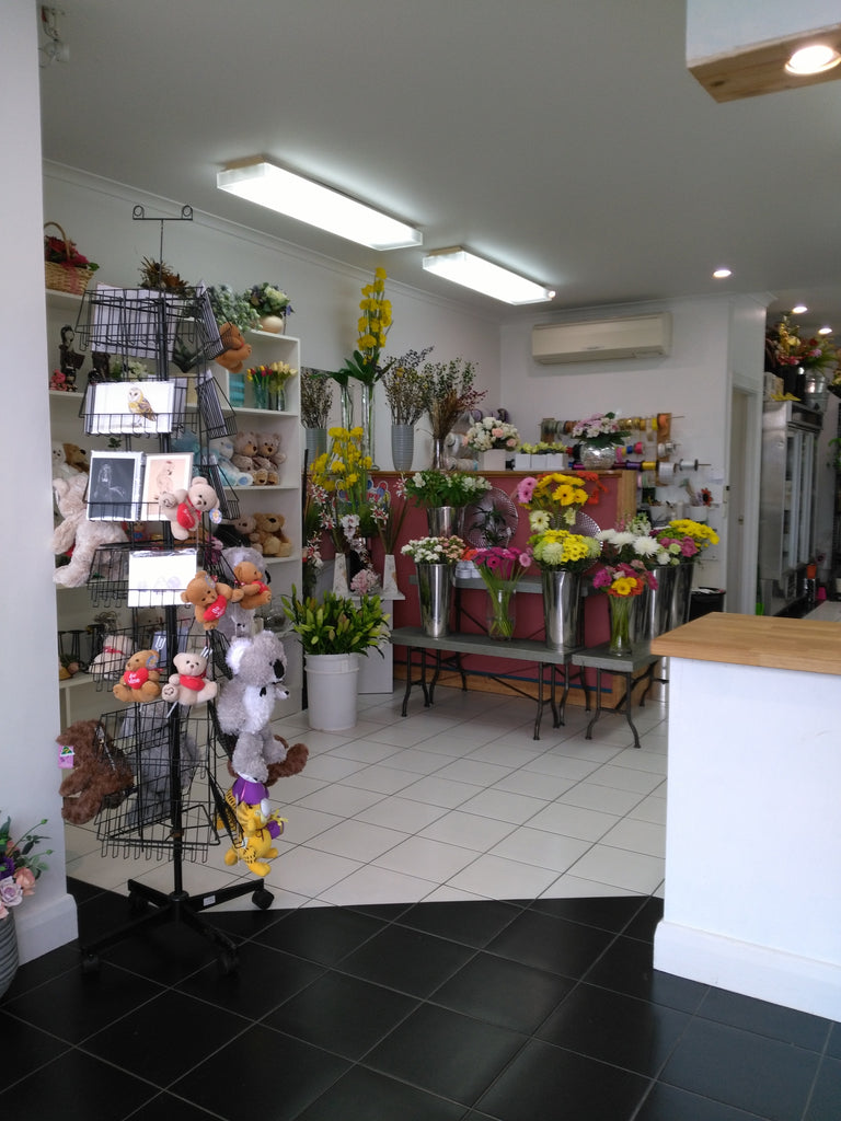Retail Florist Shop - Korumburra