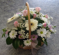 Flower arrangement, inspired by Gippsland