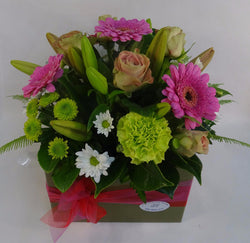 Formal Large Box Arrangement