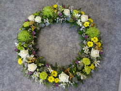Funeral Wreath - Sympathy Flowers
