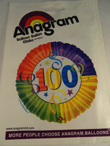 100th Birthday Helium Balloon