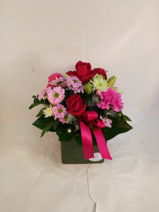 Nyora Shades floral arrangement