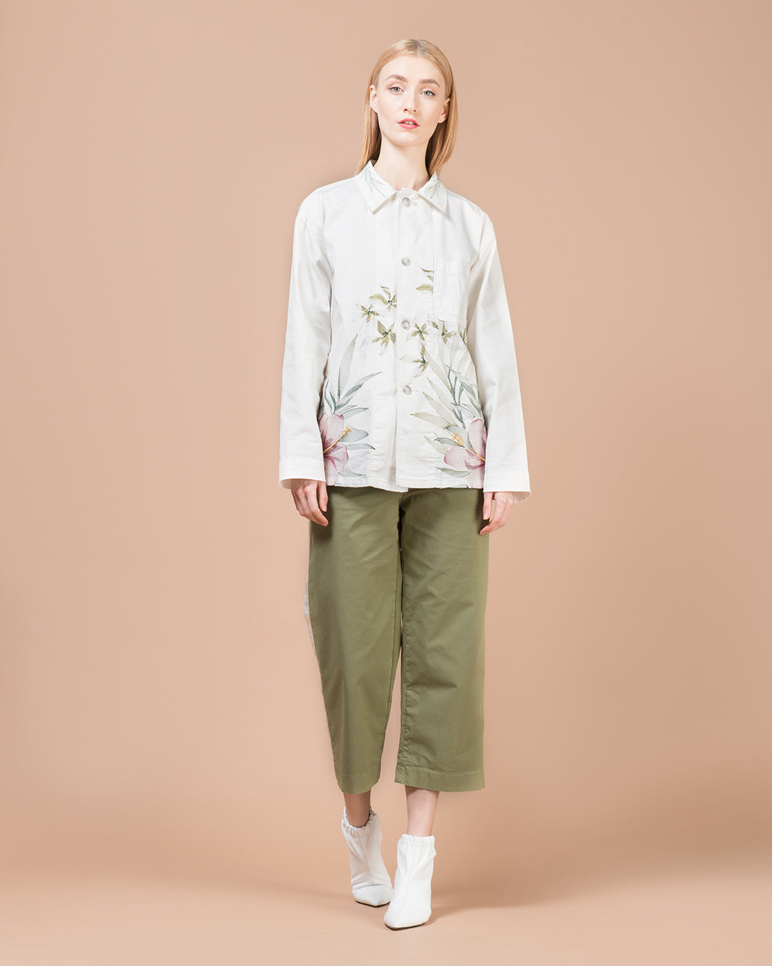 Reworked Women's Pants and Jeans Online Collection on Styloose