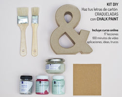 Kit avançado de Chalk Paint