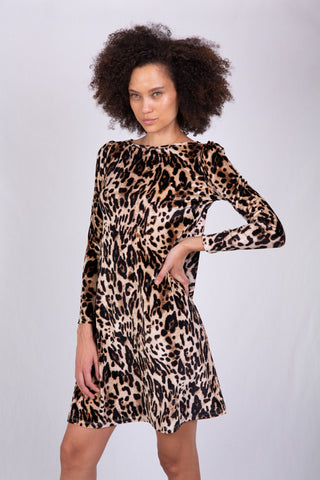Eve Animal Dress