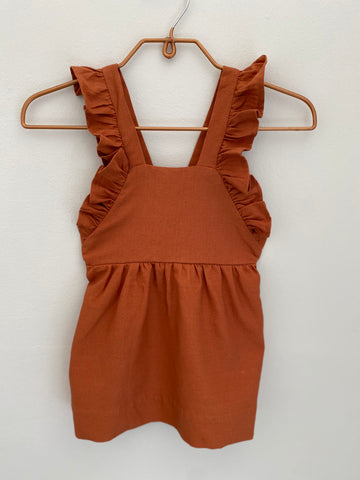 Florence Dress - Ginger