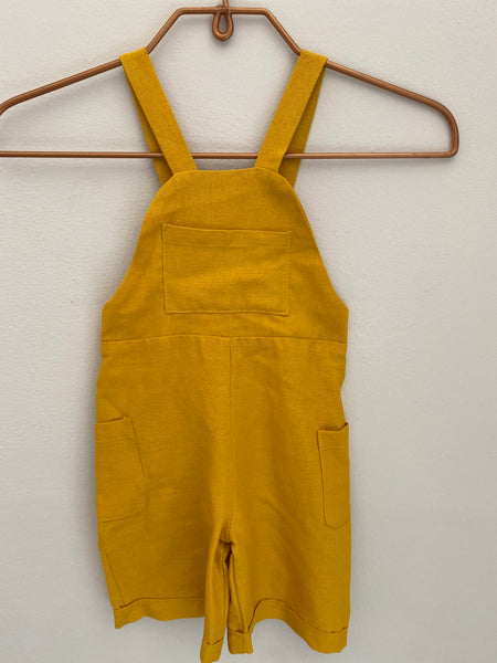 Frank Dungaree - Gold