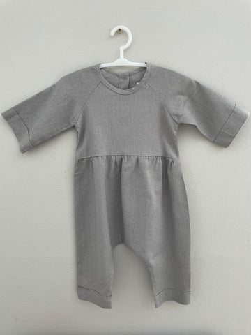 John Jumpsuit - Grey