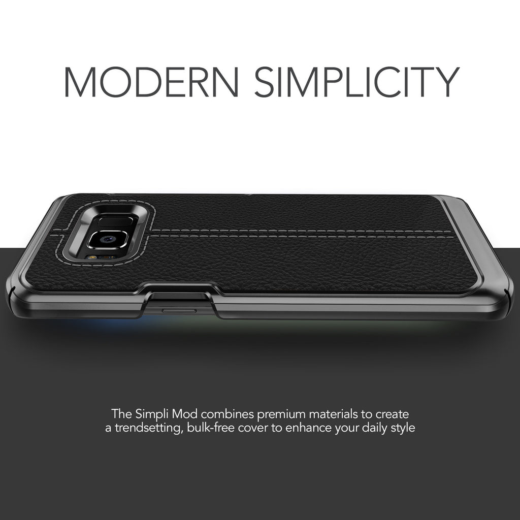 Simpli Mod - For Galaxy S8 Plus