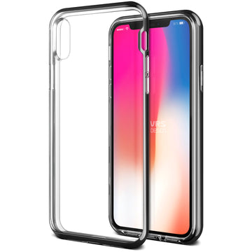 [Crystal Bumper] for iPhone X
