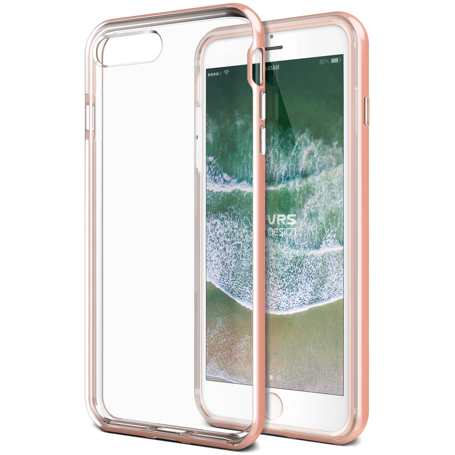 [New Crystal Bumper] for iPhone 7/8 Plus