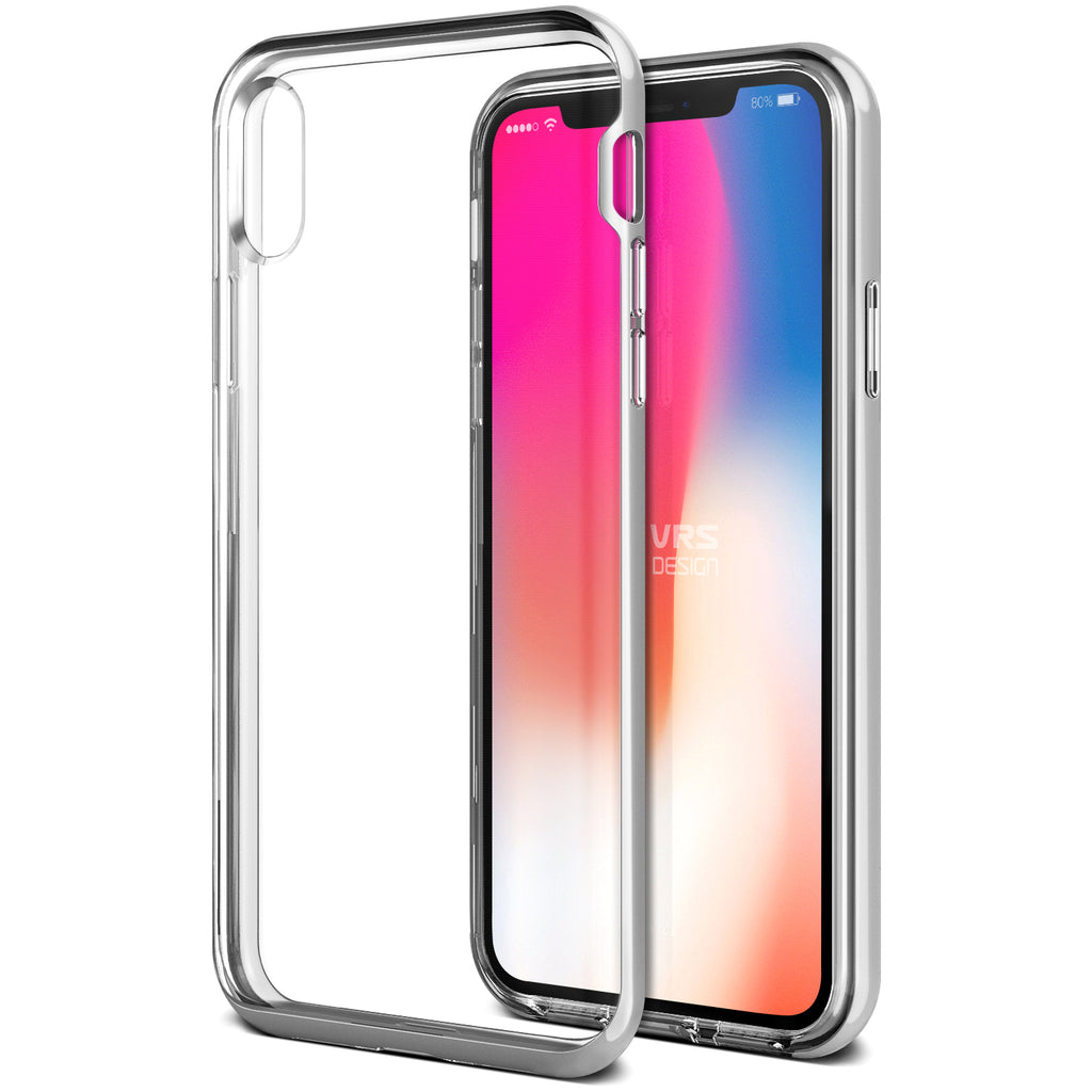 Crystal Bumper - for iPhone X