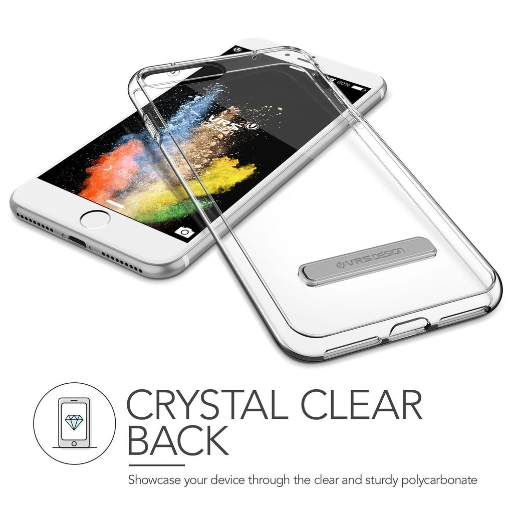 Crystal Mixx - For iPhone 7 Plus / iPhone 8 Plus