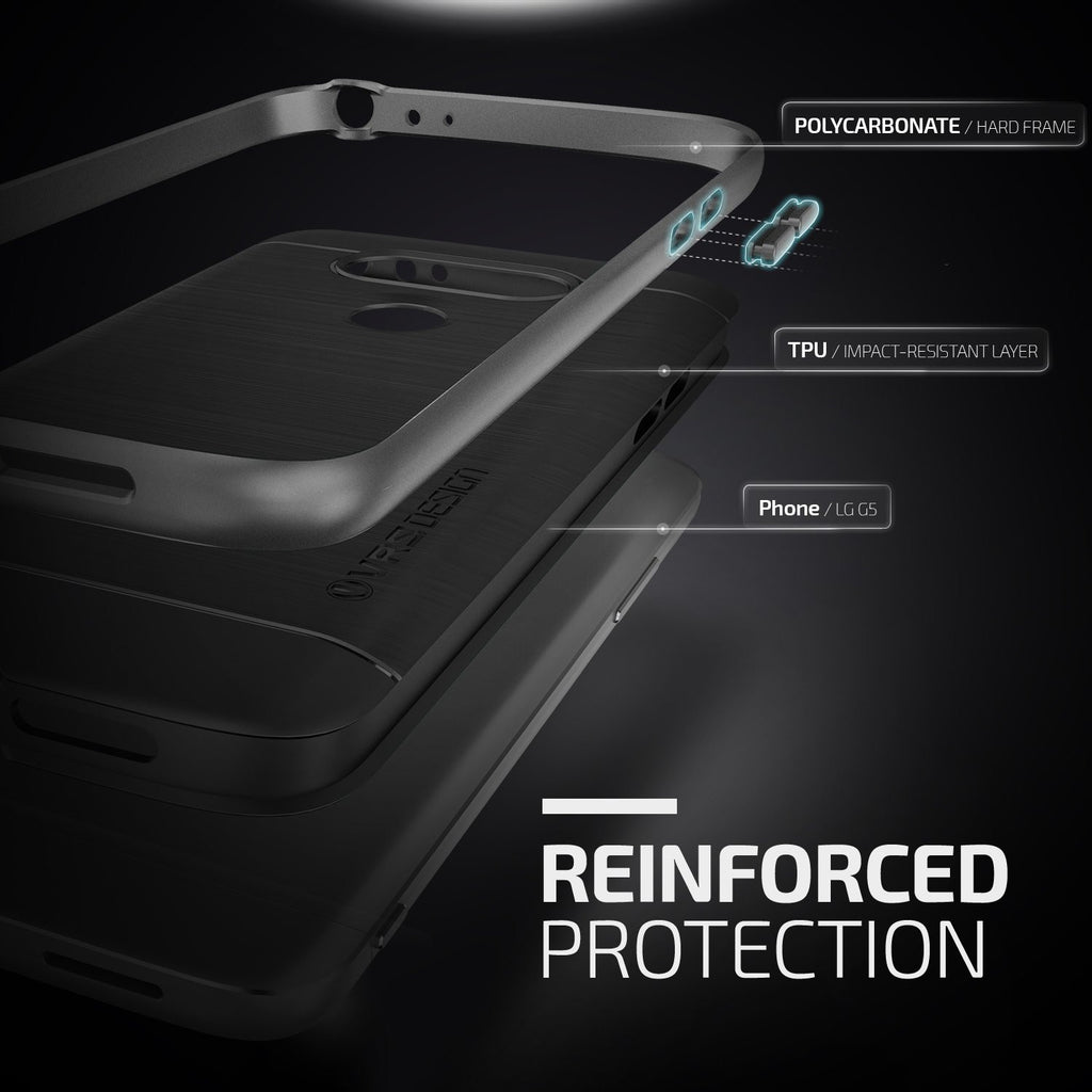 High Pro Shield - For LG G5