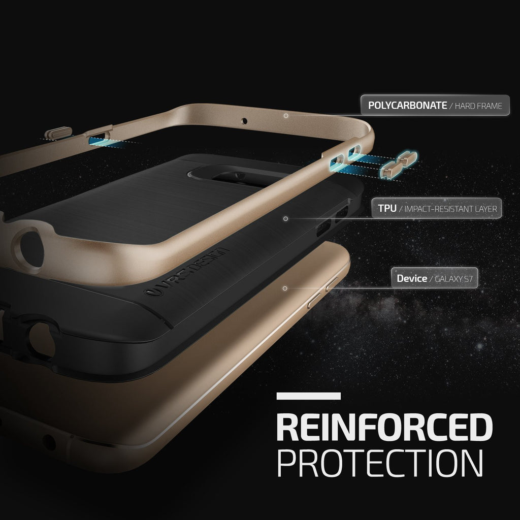 High Pro Shield - For Galaxy S7