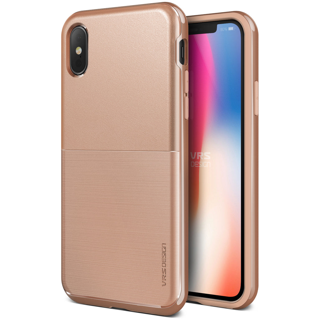 High Pro Shield S - for iPhone X