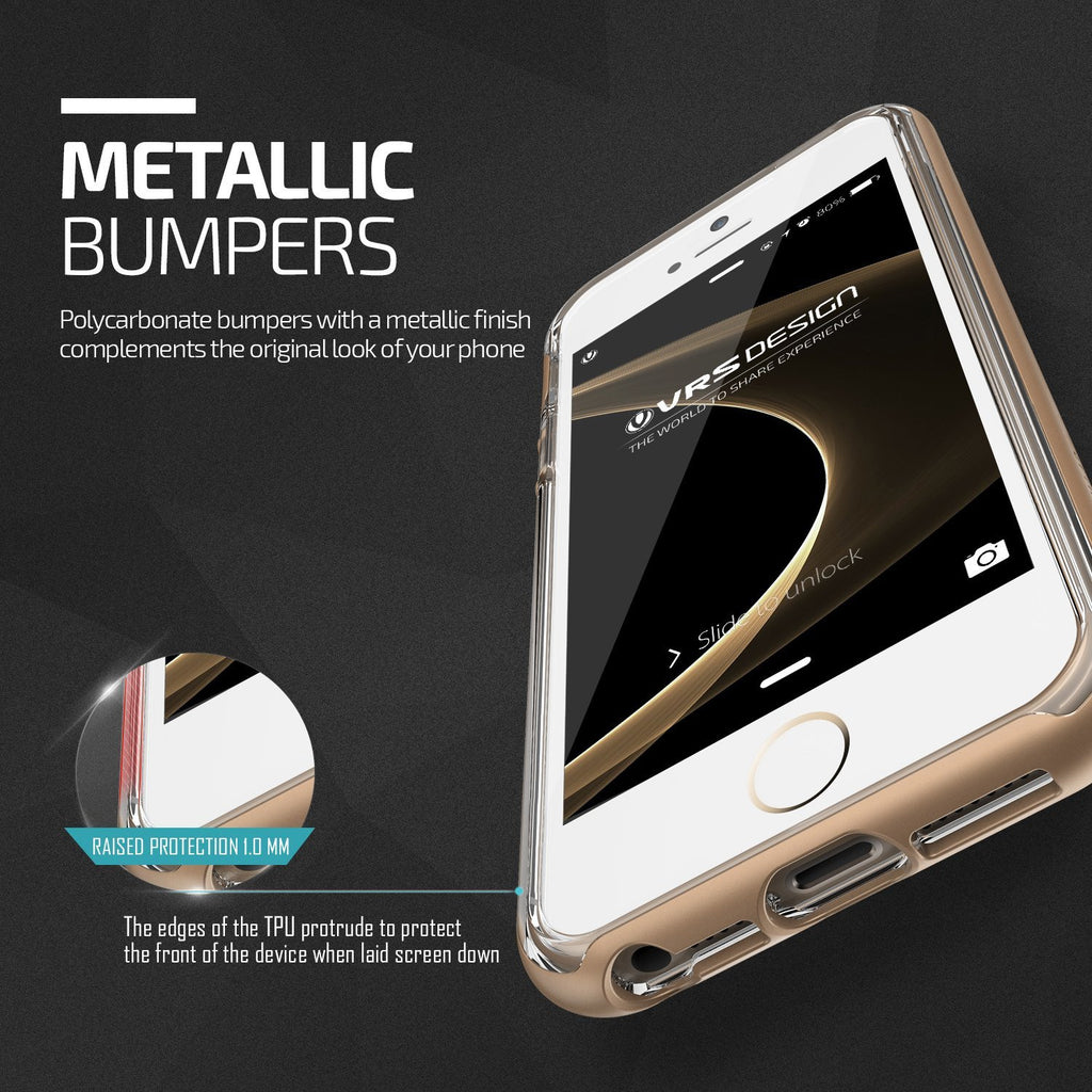 Crystal Bumper - For iPhone SE/5S/5