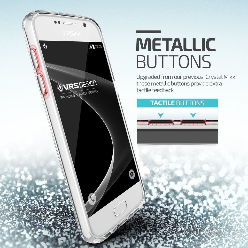 Crystal Mixx - For Galaxy S7