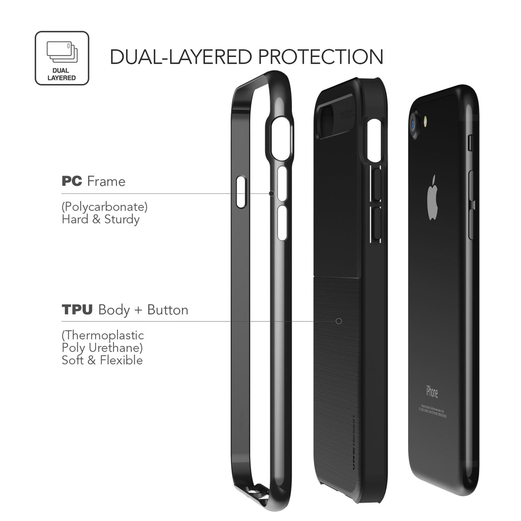 New High Pro Shield - for iPhone 8 / iPhone 7