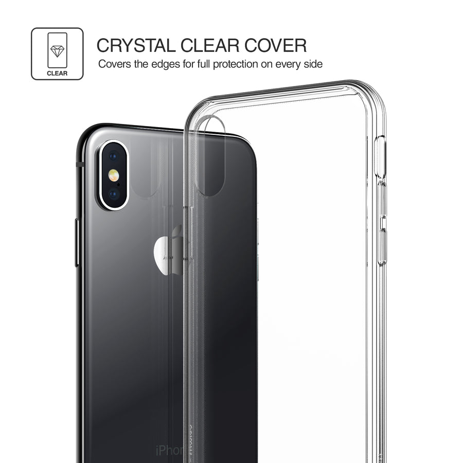 Crystal Touch - for iPhone X