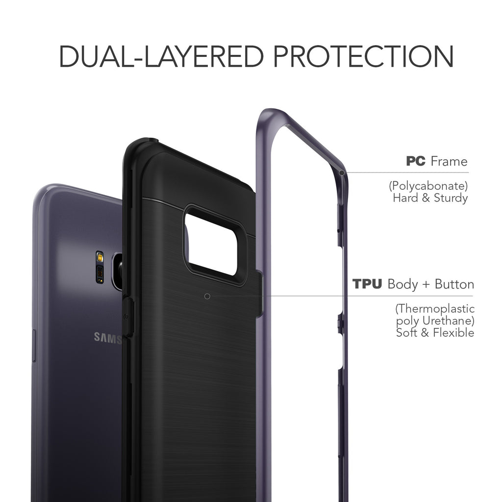 High Pro Shield - For Galaxy S8 Plus