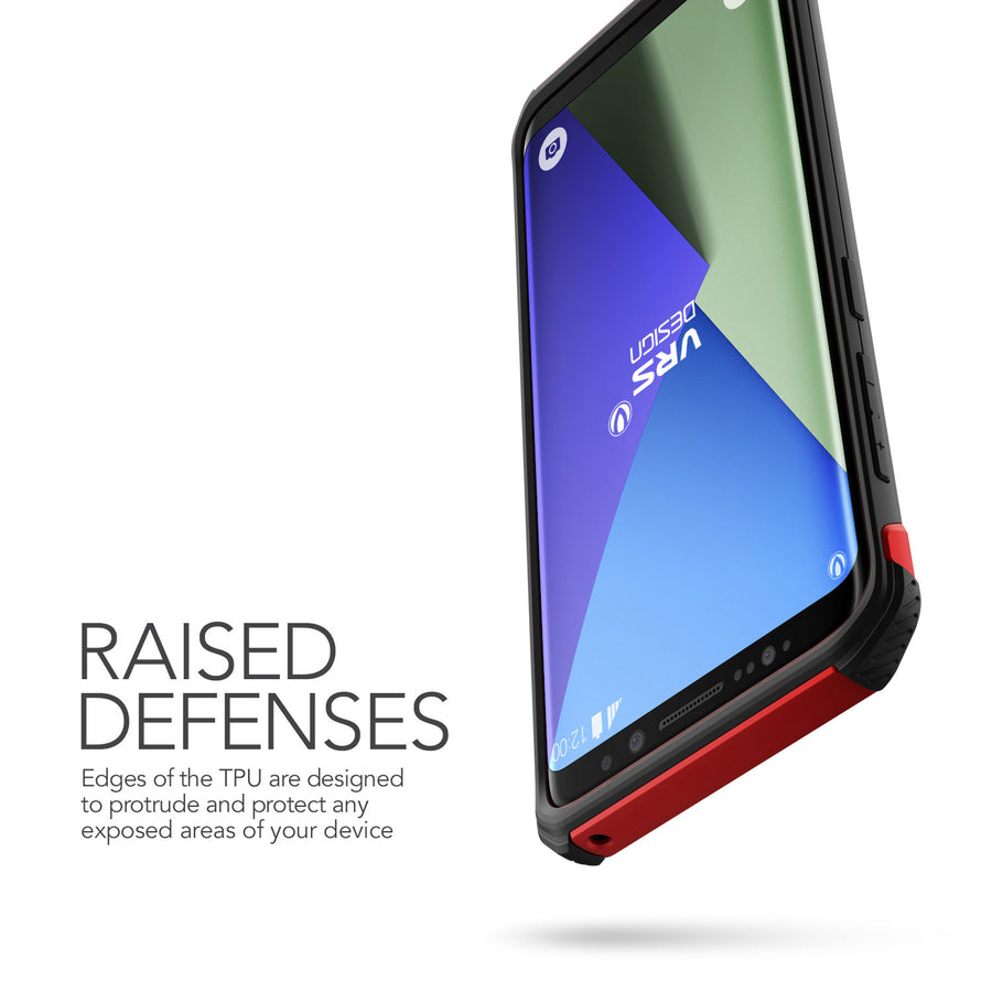 Terra Guard - For Galaxy S8 Plus