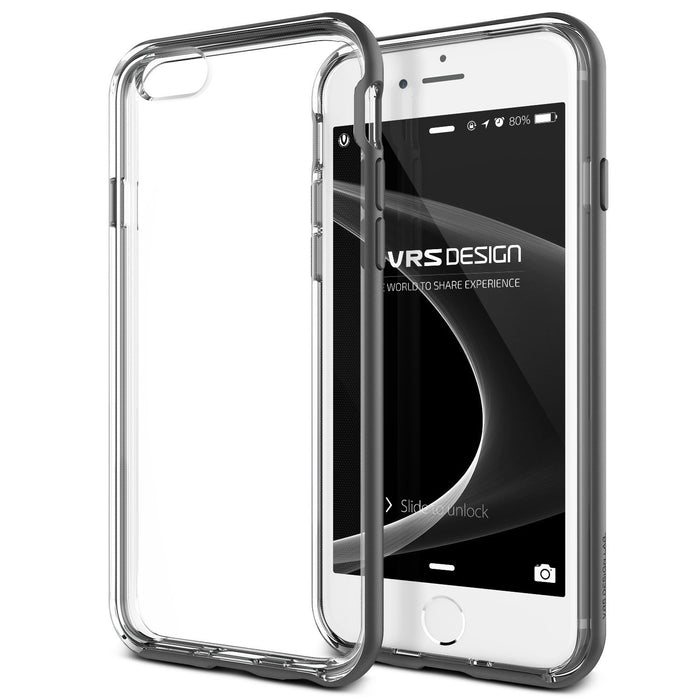 New Crystal Bumper - For iPhone 6/6S Plus