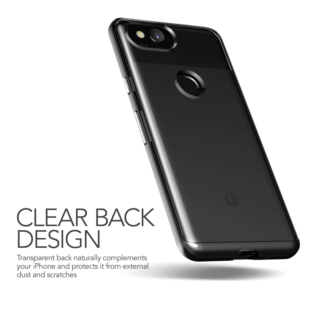 Crystal Bumper - For Pixel 2