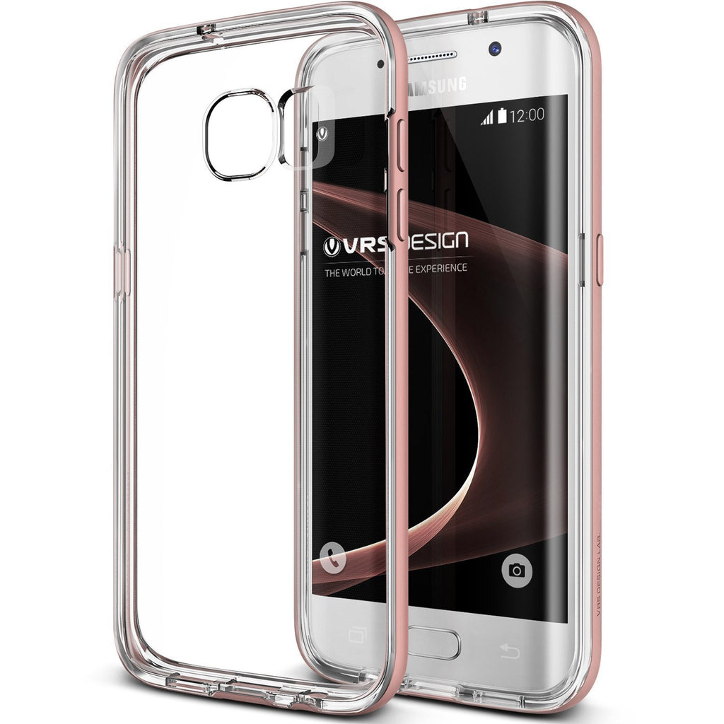 Crystal Bumper - For Galaxy S7 Edge