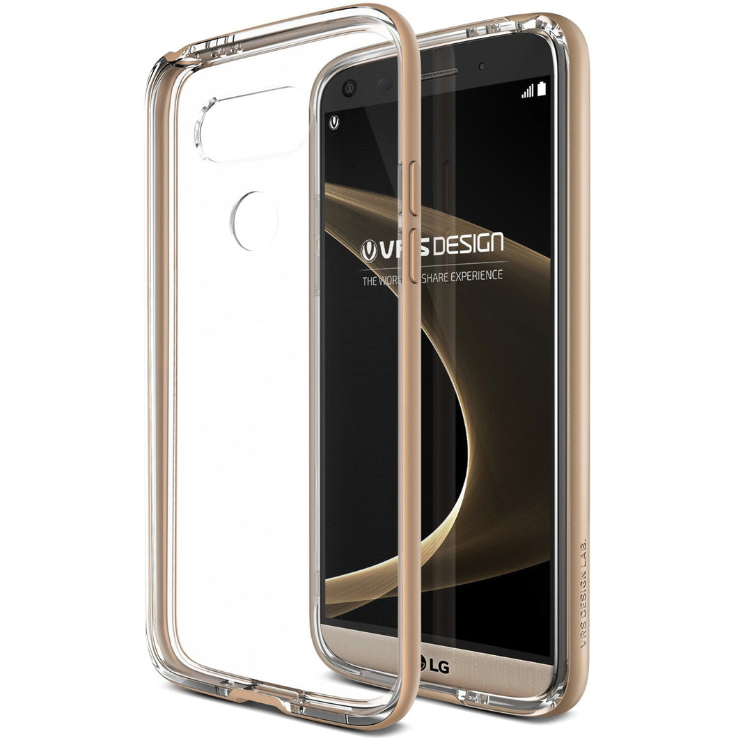 Crystal Bumper - For LG G5